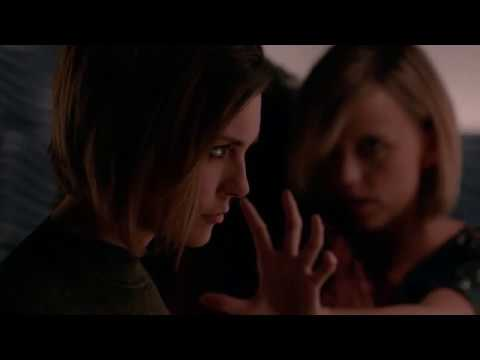 Freya and Keelin deleted scene 4x04