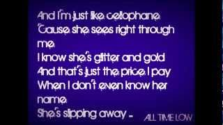 All Time Low - Lost In Stereo (Live From Straight To DVD) - Lyrics