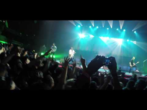 A Day To Remember - Intro - Mr  Highway's Thinking About The End @ Wembley Arena,London