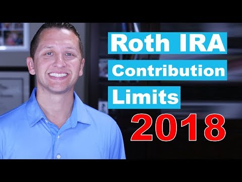 """<span class=""""title"""">Roth IRA Contribution Limits 2018</span>"""