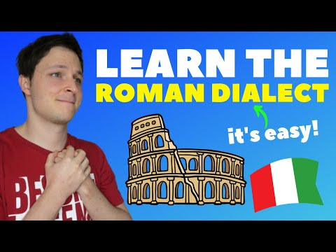 How to Speak Like a Real Roman (Anyone Can Do It!)