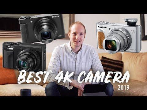 BEST 4K CAMERA IN 2019?  Canon SX740 HS vs Sony HX99 vs Lumix TZ90