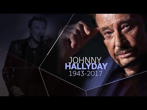 Les Français pleurent la mort de Johnny Hallyday