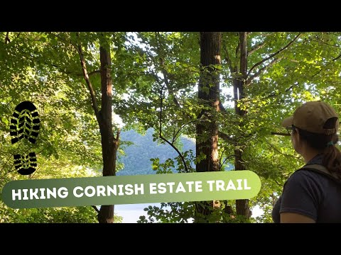 Hiking Cornish Estate Trail In Cold Spring NY