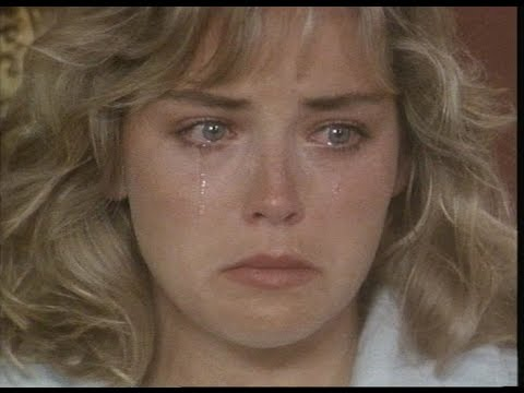 Tears in the Rain. (Sharon Stone) 1988