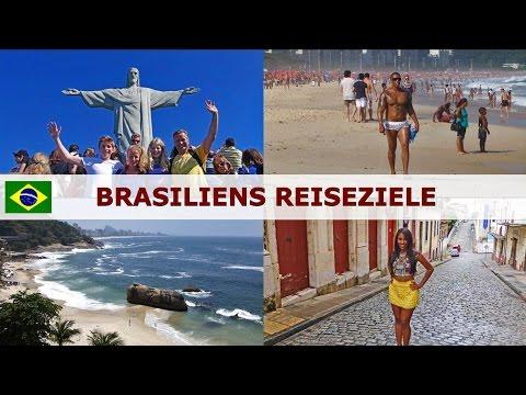 Brasilien - Die schönsten Reiseziele & Strände