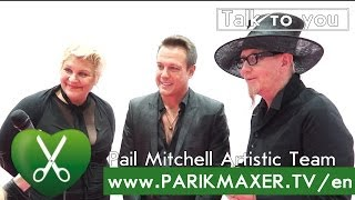 Paul Mitchell Artistic Team. Culture of Giving parikmaxer tv english version