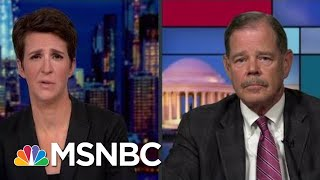 Former Nixon Attorney: Donald Trump's Criticism Of Don McGahn 'Risky' | Rachel Maddow | MSNBC
