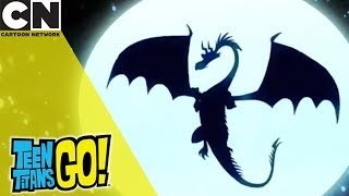 Teen Titans Go! | Rise Up - Sing Along | Cartoon Network