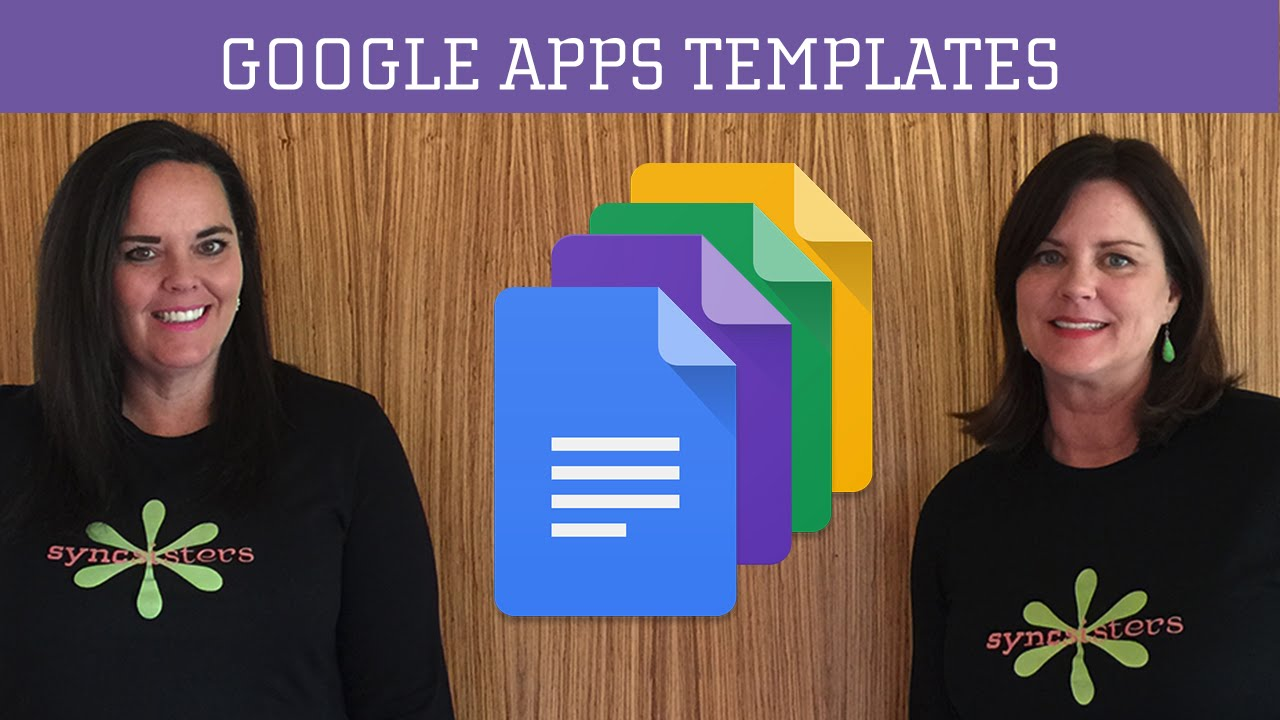 Google Apps Templates YouTube - Google apps templates