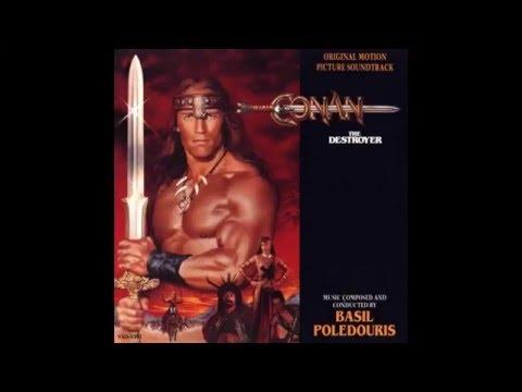 Conan The Destroyer - Soundtrack