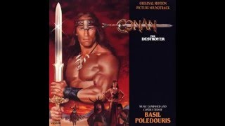 Conan The Destroyer - (Soundtrack)