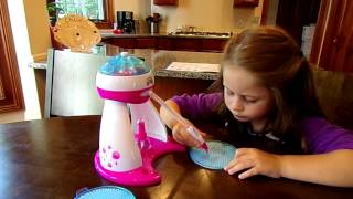 Beados Gems Designer Studio On Chloe's Toy Time!!