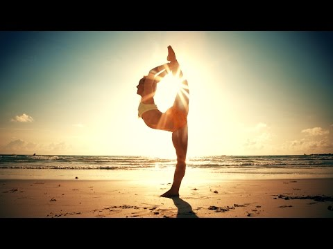 Sunrise Yoga Flow on Miami Beach
