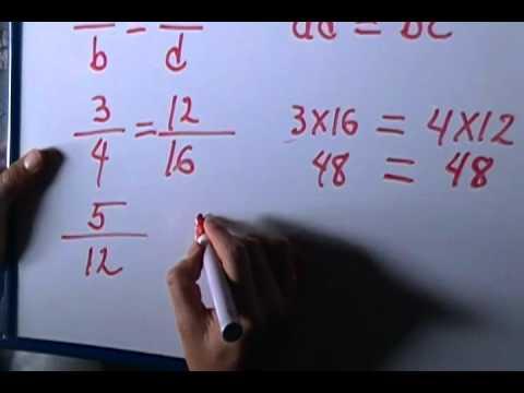Fracciones Equivalentes Youtube