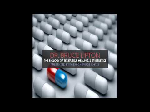 Dr. Bruce Lipton | The Biology Of Belief, Self-Healing, & Epigenetics