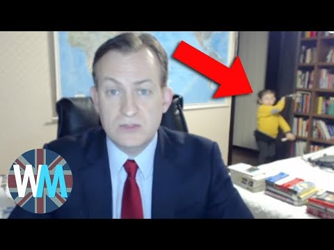 Top 10 Most Awkward Live British TV Moments
