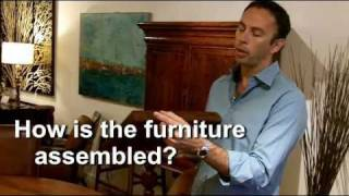 Solid Wood Furniture - How To Shop For Fine Furniture - San Diego/solana Beach