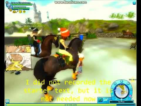 Star Stable Online - Mississippi Jones' Treasure Hunt Day 1