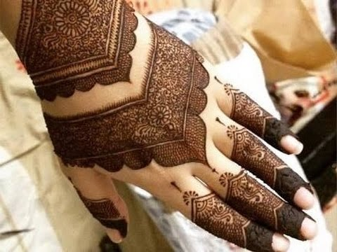 Latest Stylish Mehendi Design Youtube
