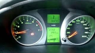 """Lada Granta liftback lux 2016 После """"нулевого"""" ТО. Мысли о навигации и не только"""