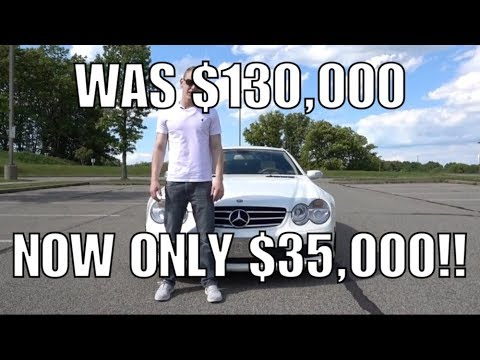 My Thoughts on the 2007 Mercedes SL55 AMG