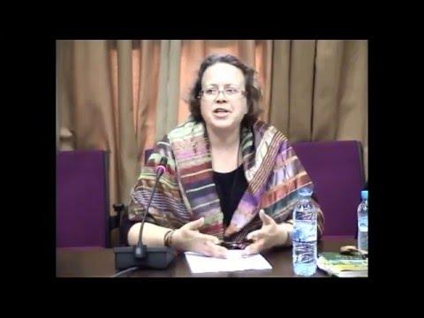 Moroccan American Studies Laboratory hosts Professor Stacy E Holden
