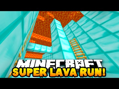 Minecraft SUPER LAVA RUN PARKOUR! (Race Against Lava!) w/PrestonPlayz & MrWoofless from YouTube · Duration:  24 minutes 41 seconds