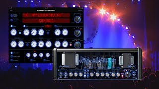 Hughes & Kettner GrandMeister Deluxe 40 - Pink Floyd Sounds & Settings