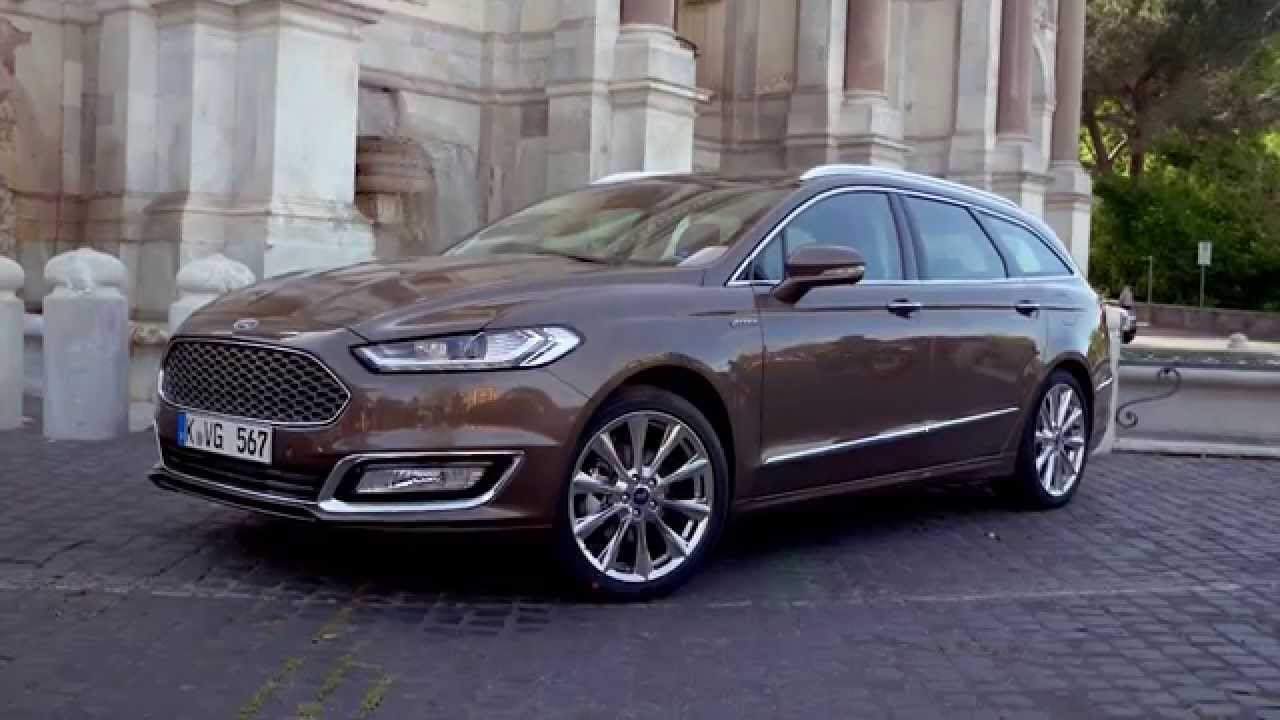 ford mondeo vignale in rome youtube. Black Bedroom Furniture Sets. Home Design Ideas