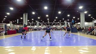 Autumn Dowell 2018 Volleyball Highlights