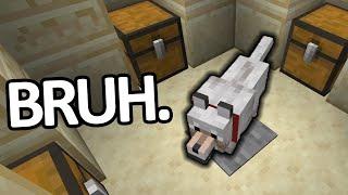 Minecraft Bruh Moments