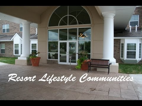 Resort Lifestyle Communities Retirement Resorts