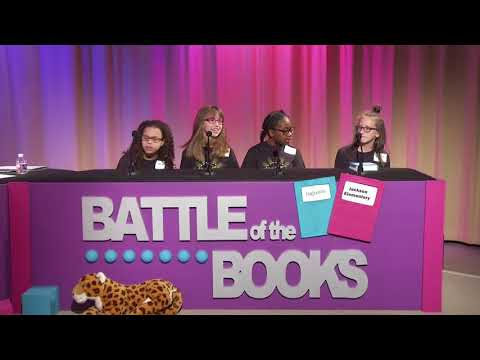 Battle of the Books - January 17, 2018 AM