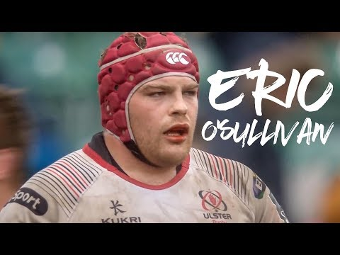 Eric O'Sullivan | Ulster Rugby debut season | Highlights
