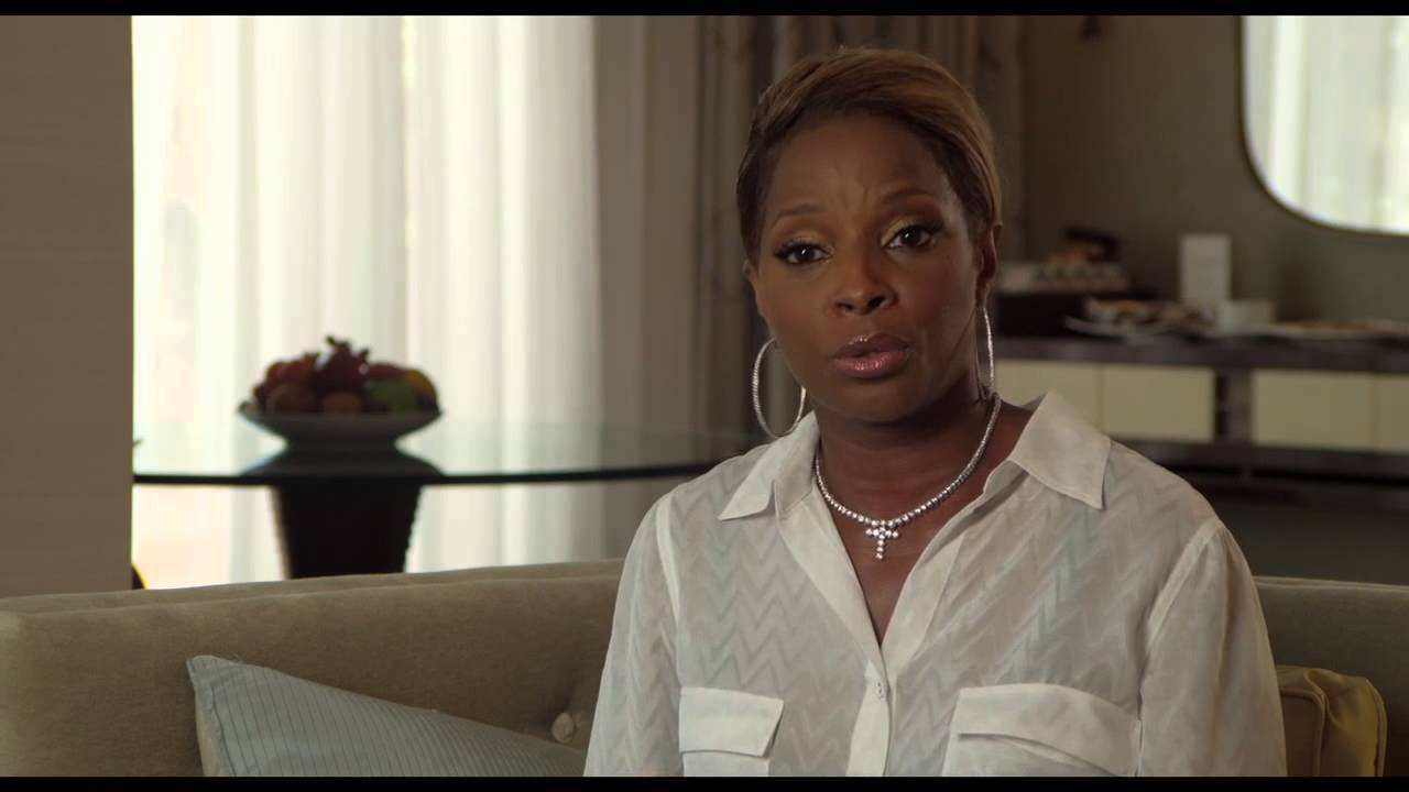 YES!!  MJB Is Getting Her Own Documentary Produced By Mary J. Blige and Puffy!!