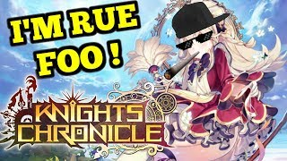 I'm good at this game : Knights Chronicle