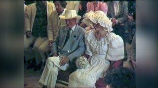 MARIAGE D'EDDY BARCLAY A LEVALLOIS le 3 juin 1988