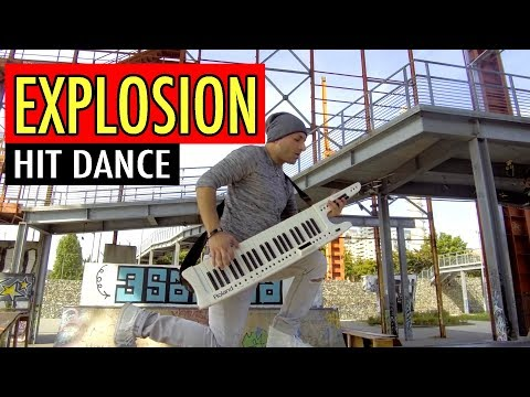 EXPLOSION | fisarmonica moderna | MIMMO MIRABELLI feat. V!KAV