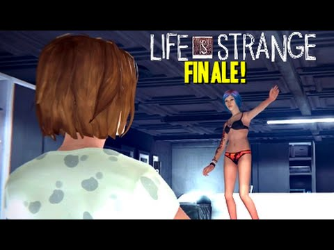 Life Is Strange Gameplay Walkthrough Episode 5 - Stripper (ENDING/ Final Decision) thumbnail