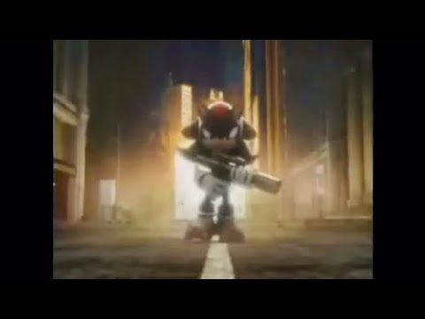 Shadow The Hedgehog - I Am...All of Me (With Lyrics)