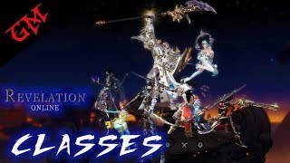 All Classes Review Of Revelation online