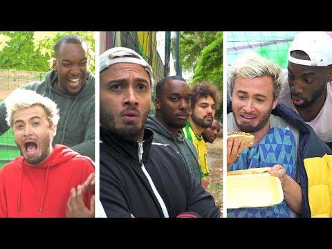 DANS LA CITÉ ... QUAND T'ES CON - NINO ARIAL (feat Paul Kabesa, PV, Boriss, Julien Et Rémy)