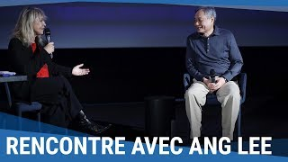 GEMINI MAN - Rencontre avec Ang Lee [VOST]