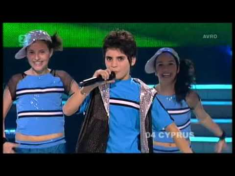 Junior Eurovision Song Contest 2007: Yiorgos Ioannides - I Musiki Dini Ftera (Cyprus)