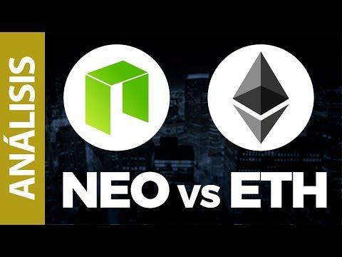 NEO vs ETHEREUM - COMPARACIÓN