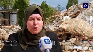 والدة الشهيد أحمد جرار تستذكر تاريخ عائلة كاملة قدمت سيلا من الشهداء - (16-2-2018)