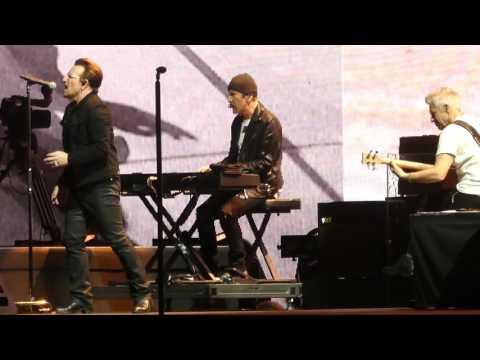 """""""Red Hill Mining Town"""" U2@FedEx Field Washington DC 6/20/17"""