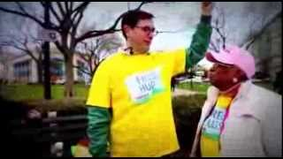 Free Hugs in Washington DC on World Happiness Day (hugfest)