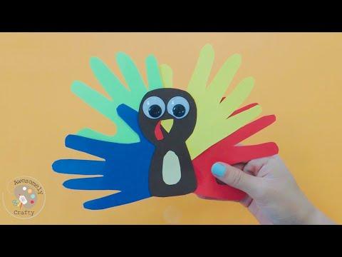 handprint-turkey-craft-for-thanksgiving-|-turkey-craft-idea-|-thanksgiving-crafts-|-easy-kids-crafts